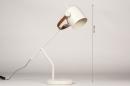 Tafellamp 74458: landelijk, rustiek, modern, eigentijds klassiek #1