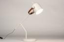 Tafellamp 74458: landelijk, rustiek, modern, eigentijds klassiek #2
