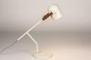 Tafellamp 74458: landelijk, rustiek, modern, eigentijds klassiek #3