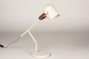 Tafellamp 74458: landelijk, rustiek, modern, eigentijds klassiek #5