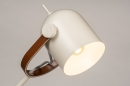 Tafellamp 74458: landelijk, rustiek, modern, eigentijds klassiek #6