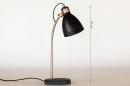 Tafellamp 74459: industrie, look, landelijk, rustiek #1