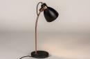 Tafellamp 74459: industrie, look, landelijk, rustiek #4