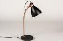 Tafellamp 74459: industrie, look, landelijk, rustiek #5