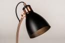 Tafellamp 74459: industrie, look, landelijk, rustiek #6