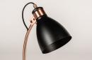 Tafellamp 74459: industrie, look, landelijk, rustiek #7