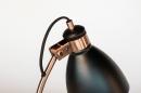 Tafellamp 74459: industrie, look, landelijk, rustiek #8