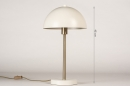 Tafellamp 74463: landelijk, rustiek, modern, retro #1