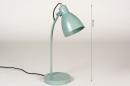 Tafellamp 74465: landelijk, rustiek, modern, retro #1