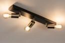 Plafondlamp 74481: landelijk, rustiek, modern, eigentijds klassiek #4