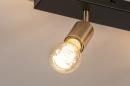 Plafondlamp 74481: landelijk, rustiek, modern, eigentijds klassiek #8