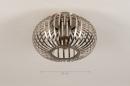 Plafondlamp 74493: landelijk, rustiek, modern, retro #1