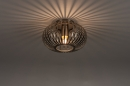 Plafondlamp 74493: landelijk, rustiek, modern, retro #2