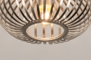 Plafondlamp 74493: landelijk, rustiek, modern, retro #3