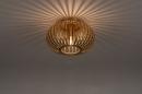 Deckenleuchte 74494: modern, Retro, zeitgemaess klassisch, Art deco #2