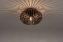 Plafondlamp 74495: landelijk, rustiek, modern, retro #2