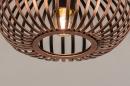 Plafondlamp 74495: landelijk, rustiek, modern, retro #3