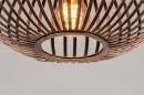 Plafondlamp 74497: landelijk, rustiek, modern, eigentijds klassiek #3