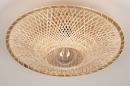 Plafondlamp 74517: landelijk, rustiek, modern, retro #5
