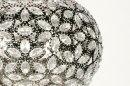 Hanglamp 87590: modern, eigentijds klassiek, kristal, acryl kristal #9