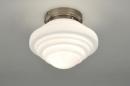 plafonnier-87620-moderne-retro-verre-verre_opale_blanc-acier_poli-rond