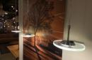 Hanglamp 89061: design, modern, glas, staal rvs #15