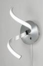 Aplique_de_pared-89398-Ofertas-Moderno-Diseno-Gris-Aluminio-Material_sinteticos-Acrilico_polimetilmetacrilato-Metal