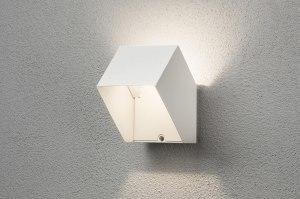wandlamp 11815 sale design modern aluminium wit
