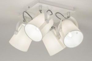 plafondlamp-11871-modern-landelijk-rustiek-wit-mat-stof-vierkant