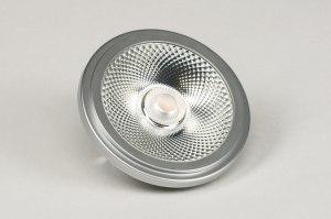 lichtbron 12185 aluminium metaal