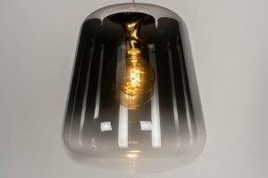 hanglamp 12246 modern glas ovaal