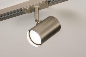 onderdeel 14289 modern staal rvs metaal staalgrijs rond