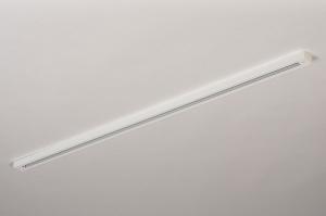 onderdeel 14337 metaal wit mat rechthoekig