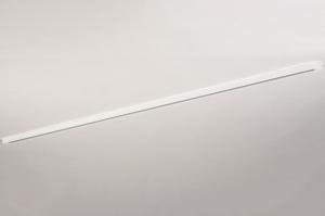 onderdeel 14340 metaal wit mat langwerpig