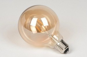 light bulb 226 glass round