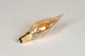 lichtbron 236 glas langwerpig