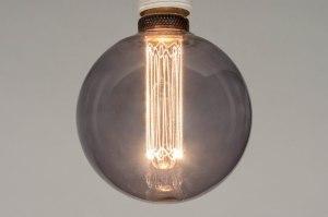 Leuchtmittel 243 Glas rund