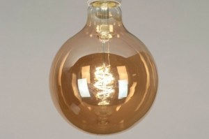 light bulb 264 glass round
