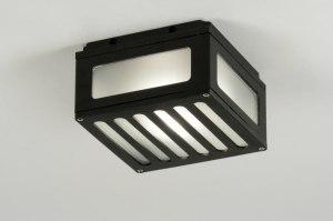 plafondlamp-30496-modern-zwart-mat-aluminium-metaal