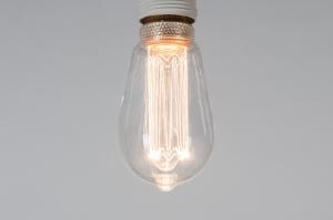 Leuchtmittel 324 Glas klares Glas