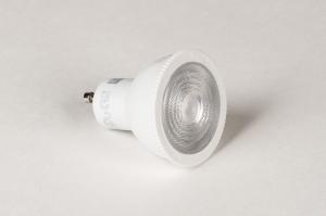 lichtbron 371 kunststof wit