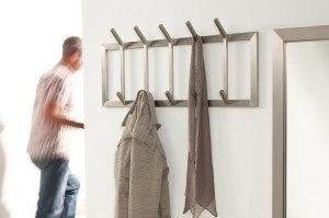 Hallstand 65131: hallstands, coat racks, modern, metal