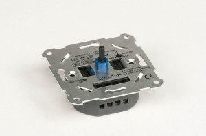 Atenuador de luz 66011 Material sinteticos Metal