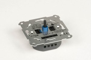 Dimmer 66011 Kunststoff Metall