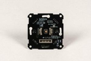 lichtdimmer 66012 kunststof metaal