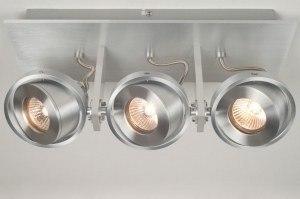 spot 67477 design modern aluminium rechthoekig