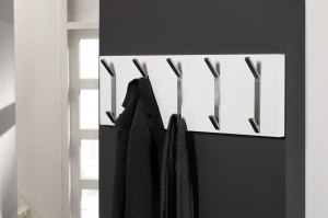 Hallstand 68741: hallstands, coat racks, modern, wood