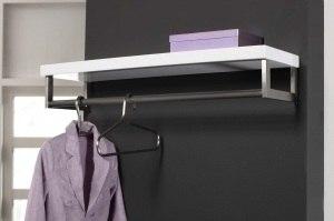 Hallstand 69712: hallstands, coat racks, modern, wood