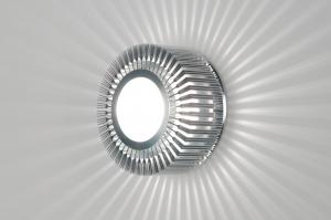 ceiling lamp 71381 designer modern contemporary classical aluminium metal aluminum round
