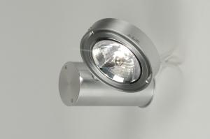 plafondlamp 71871 modern design aluminium aluminium metaal rond